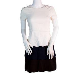 Max & Co Layered Scalloped Dress 00